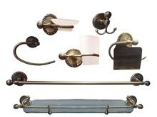 Set accesorii de baie 7 piese  Antichizat