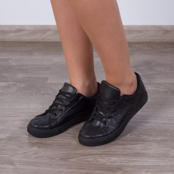"Pantofi Sport ""MireaFashion"" Cod: 679 Black (D6)"