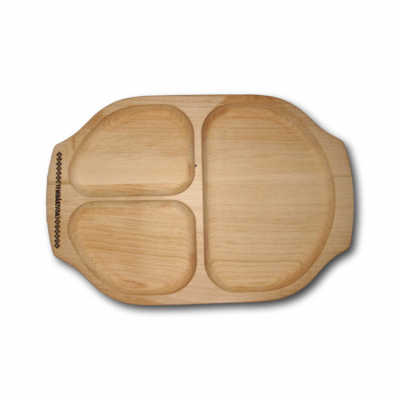 Platou lemn traditional