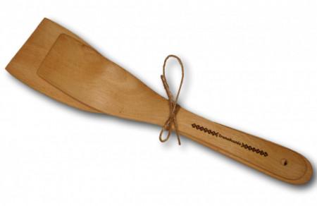spatula din lemn