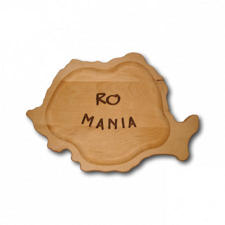Platou lemn ROmania