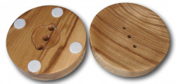 Sapuniera din lemn, savoniera din lemn frasin fag