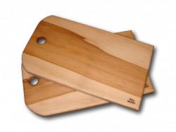 Tocator din lemn rustic, tocator bucatarie