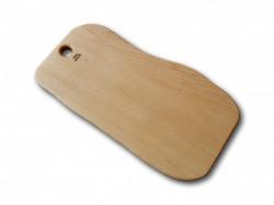 Platou din lemn de frasin, fund de lemn, tocator