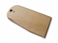 Platou din lemn de frasin, fund de lemn