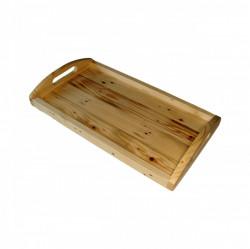 Tava din lemn reciclat