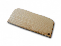 Fund de lemn din frasin, tocator bucatarie din lemn