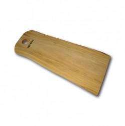 Platou rustic din lemn de salcam