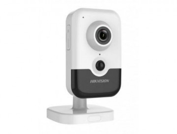 Camera Hikvision IP 4MP cu microfon si difuzor DS-2CD2443G0-IW