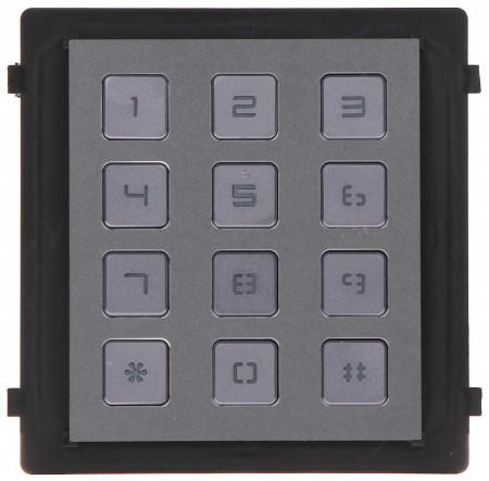 Modul tastatura HikVision DS-KD-KP