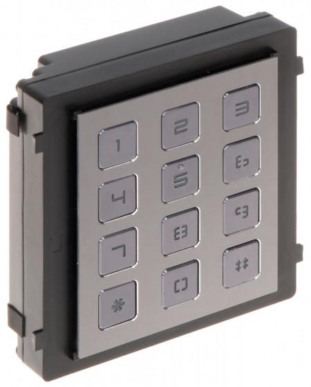 Post exterior HikVision 2 module aparent DS-KD8003-IME1/Surface+DS-KD-KP+DS-KD-ACW2