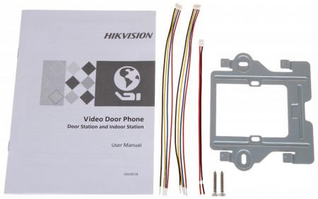 Post interior videointerfon pe 4 fire HikVision DS-KH2220