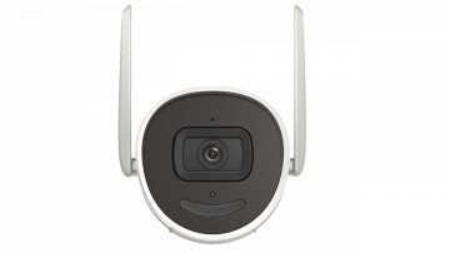 Camera Hikvision IP WiFi StrobeLight AcuSense cu microfon , difuzor si alarma audio 2MP DS-2CV2026G0-IDW