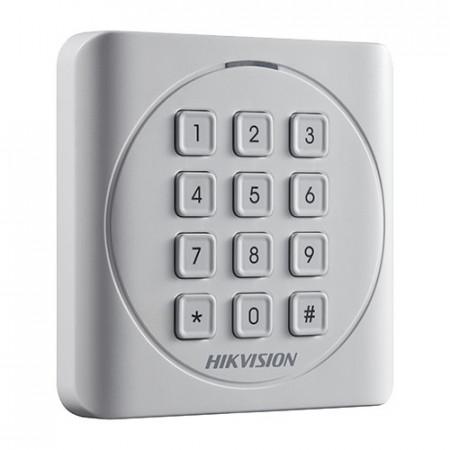 Cititor de carduri HikVision cu tastatura EM 125KHz DS-K1801EK