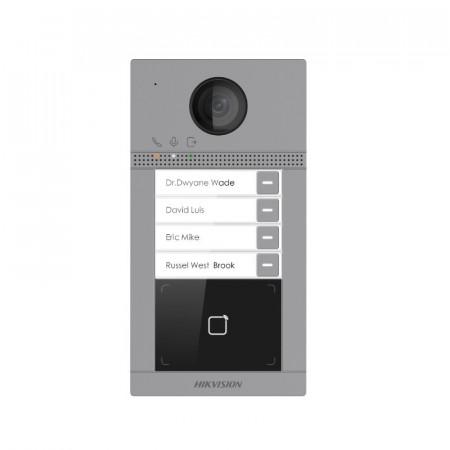 Post exterior de Videointerfon IP HikVision DS-KV8413-WME1