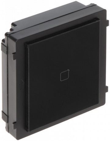 Post exterior HikVision 2 module ingropat DS-KD8003-IME1+ DS-KD-M + DS-KD-ACF2