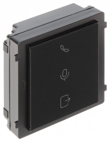 Post exterior HikVision 3 module ingropat DS-KD8003-IME1+DS-KD-IN+DS-KD-KP+DS-KD-ACF3