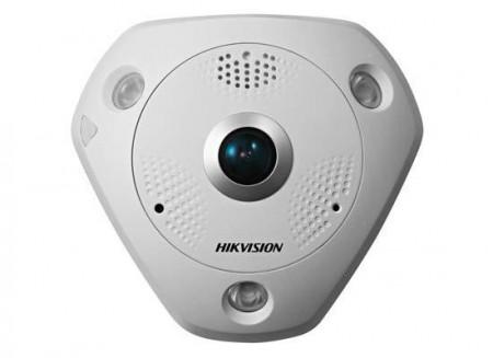 Camera Hikvision IP FishEye 6MP DS-2CD6365G0E-IVS