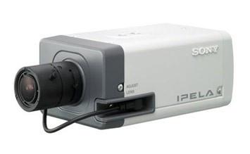 Camera Sony IP SNC-CS10
