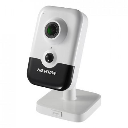 Camera Hikvision IP 6MP cu microfon si difuzor DS-2CD2463G0-IW