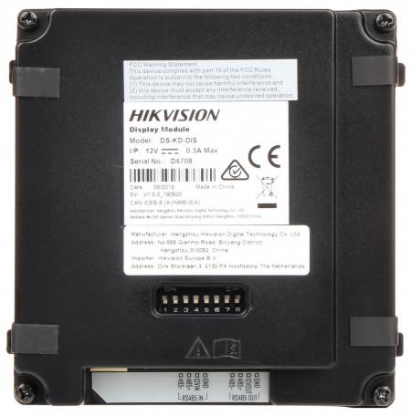 Modul indicator status HikVision DS-KD-DIS