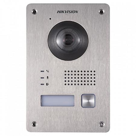Post exterior de Videointerfon HikVision pe doua fire DS-KV8103-IME2