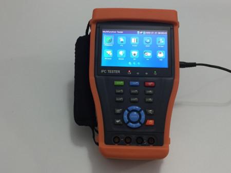 Tester pentru camere IP, Analogice, TVI, AHD, CVI M-IPC-43V