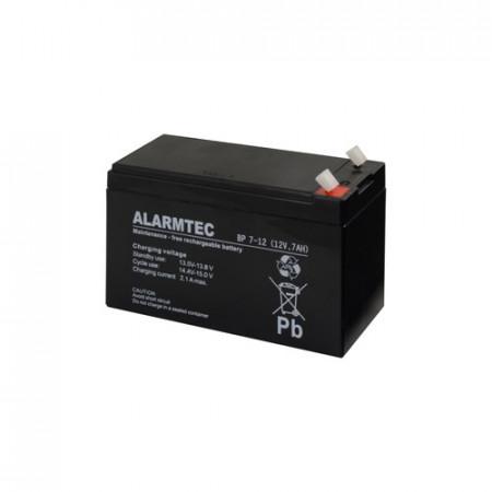 Acumulator ALARMTEC 7Ah/12V BP7-12