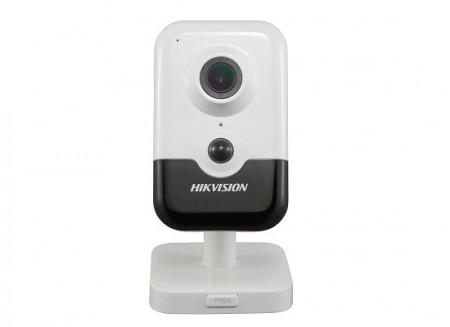 Camera Hikvision IP 4MP cu microfon si difuzor DS-2CD2443G0-IW(W)