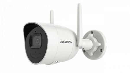 Camera Hikvision IP WiFi cu microfon si difuzor 4MP DS-2CV2021G2-IDW