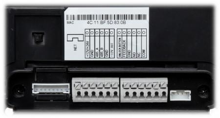 Modul post exterior Dahua IP DH-VTO2000A