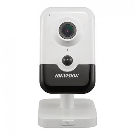 Camera Hikvision IP 6MP cu microfon si difuzor DS-2CD2463G0-IW(W)