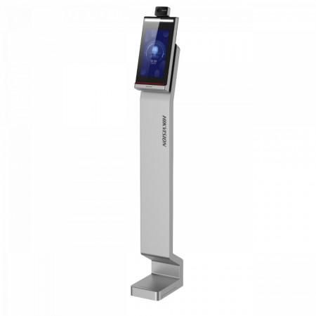 Terminal control acces HikVision recunoastere faciala si detectie a temperaturii corporale cu suport DS-K5604A-3XF-V