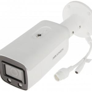 Camera HikVision IP ColorVu 8MP cu slot card de 256GB DS-2CD2T87G2-L