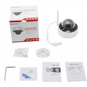 Camera Hikvision IP WiFi cu microfon 4MP DS-2CD2141G1-IDW1(D)
