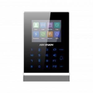 Cititor HikVision standalone cu ecran LCD , EM card reader DS-K1T105E