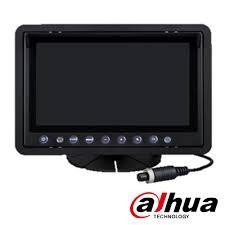 "Monitor auto Dahua LCD 7"" DH-MLCDF7-E"