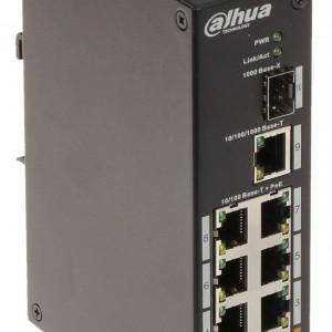 Switch Dahua PoE industrial 8 canale DH-PFS3110-8ET-96