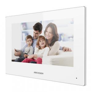 Videointerfon HikVision IP alb DS-KH6320-WTE1-W