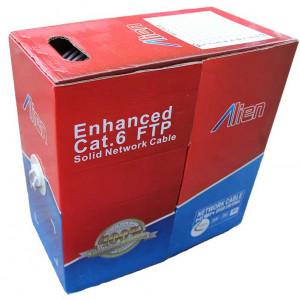 Cablu FTP Cat6e Alien 0.5mm CCA rola 305m