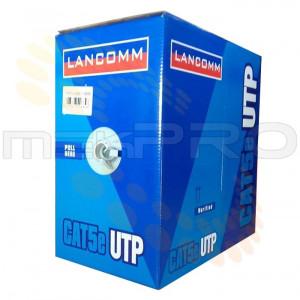Cablu UTP Lancomm cat.5e 24 AWG