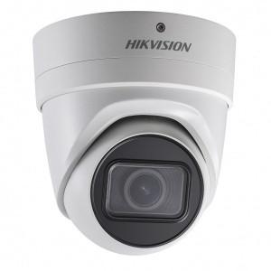 Camera HikVision IP 6 MP antivandal audio/alarm IO DS-2CD2H63G0-IZS