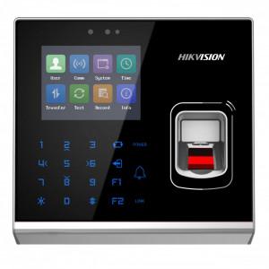 Cititor stand alone HikVision cu amprenta si camera 2MP DS-K1T201EF