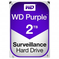 HDD WD Purple Surveillance 2TB WD20PURX