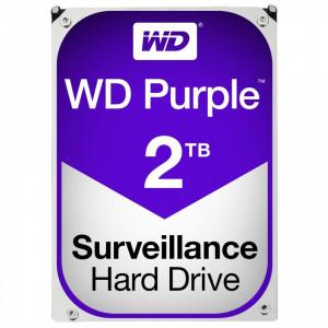 HDD WD Purple Surveillance 2TB WD20PURX