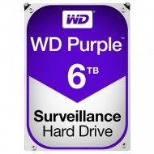 HDD WD Purple Surveillance 6TB WD60PURZ