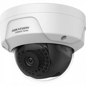 Kit HikVision HiWatch 2+2 camere analogice 4MP + camera IP 2 MP IR 30-40m MK-H023