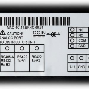 Post exterior de Videointerfon Dahua IP DH-VTO1210C-X