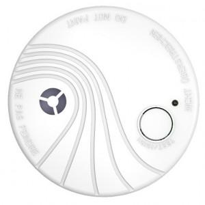 Senzor Wireless Hikvision pentru detectie fum DS-PDSMK-S-WE