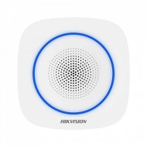 Sirena HikVision Wireless AX PRO de interior Tri-X wireless DS-PS1-I-WE-B